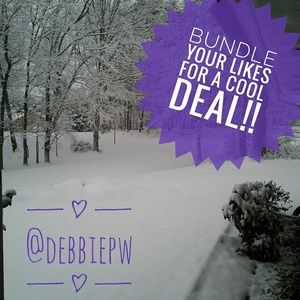 Other - Bundle your likes for a great deal!!